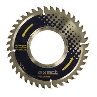 exactCUT TCT Blade P150 (PE,PP,PVC) P400