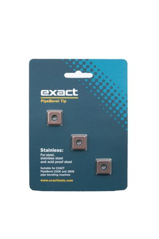 exactCUT Bevel Tip (Stainless) 3 pce