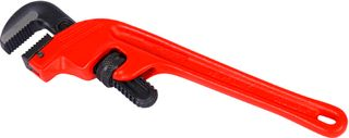 D/Iron Pipe Wrench Offset 14 inch (350mm) Reed