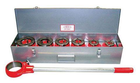 12R Hand Threader Set 1/2 -2 inch BSPT
