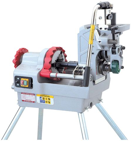 REX POWERED GROOVING MACHINES