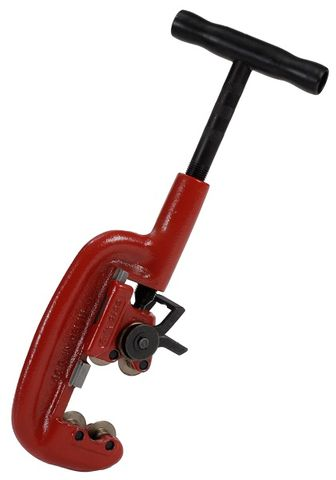 GUIDED 4 WHEEL PIPE CUTTER