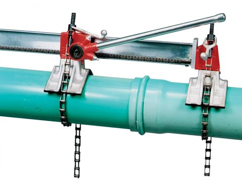 PLASTIC PIPE JOINERS & ACCESSORIES
