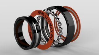 Max Full Complement Bearings