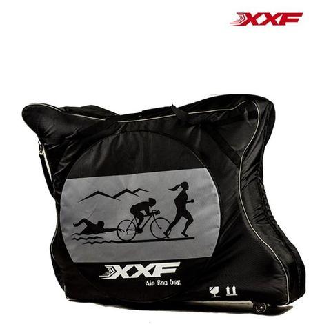 XXF Bike Bag Ultimate Pro XL for 26-29 MTB, Road &