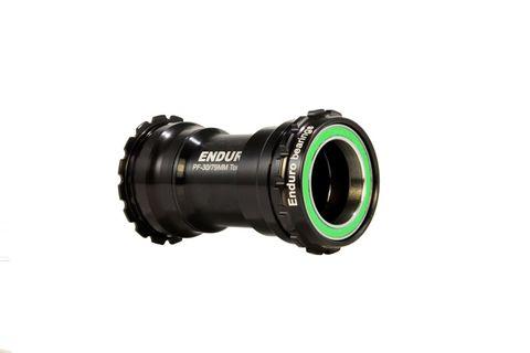 Enduro TorqTite Stainless Steel BBRight for 30mm