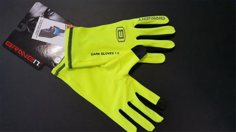 Brave Toaster Thermal Fluro Gloves