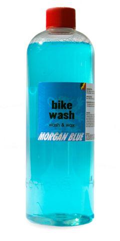 Morgan Blue Cleaner Bike Wash 1000cc Bottle