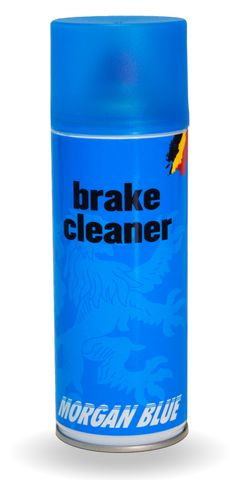 Morgan Blue Cleaner Brake Cleaner 400cc Aerosol