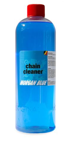 Morgan Blue Cleaner Chain Cleaner 1000cc Bottle +