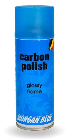 Morgan Blue Cleaner Carbon Polish Glossy 400cc Aer
