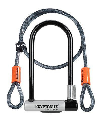 Kryptonite Lock Kryptolok U-Lock 100 x 230mm Key w