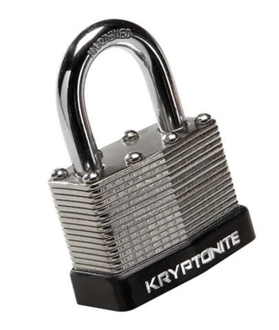 Kryptonite Lock Laminated Steel Key Padlock 45mm