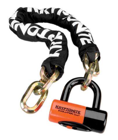 Kryptonite Lock New York 1210 chain 12mm x 100cm E
