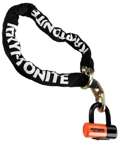 Kryptonite Lock New York Noose 1213 Chain 12mm x 1