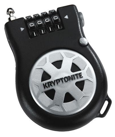 Kryptonite Lock R2 Retractor Combo Cable Combinati