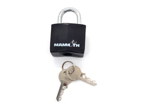 Mammoth Lock Padlock 40mm