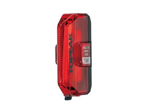 Topeak Light RedLite Rear Aero USB 55 Lumens