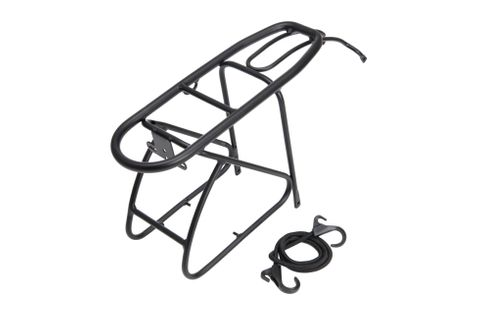 "Tern Rack Loader Rear 20"" Black w/elastic strap"