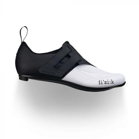 Fizik Transiro R4 Powerstrap Black/White