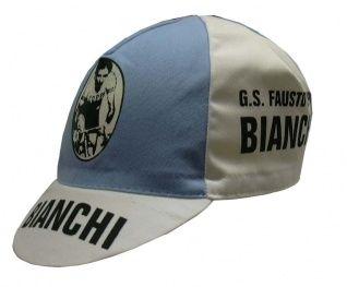 Apis Cycling Cap G.S Fausto Coppi / Bianchi