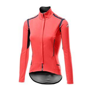 Castelli Jacket Perfetto RoS Womens LS Brilliant Pink - M
