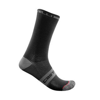 Castelli Sock Superleggera T18 Black - L/XL