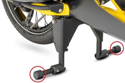 Tern Plug for Lockstand Extension EPDM
