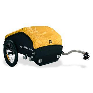 Burley Trailer Nomad Luggage Black/Yellow