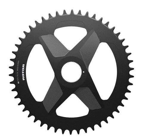Rotor Chainrings Direct Mount Round 1X