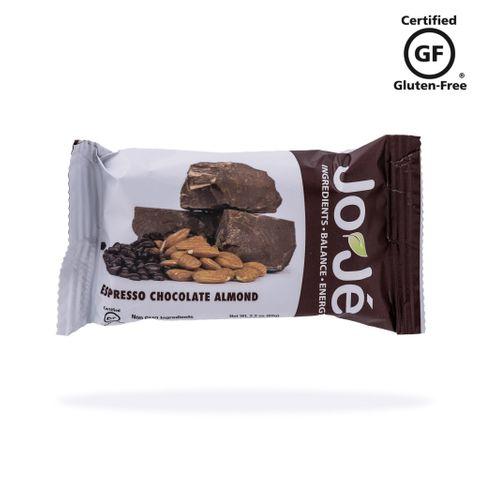 JoJé Espresso Chocolate Almond Bars