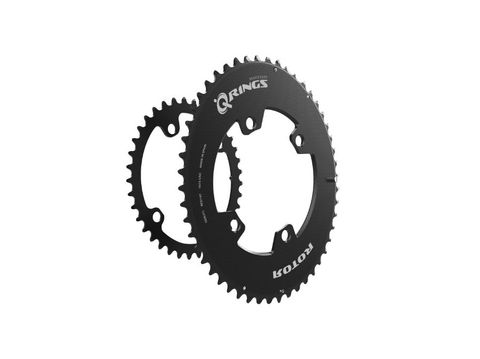 Rotor Chainrings Q Rings 110x4 For SRAM AXS Oval