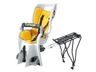 Topeak Baby Seat II with Disc Rack for 700c & 29