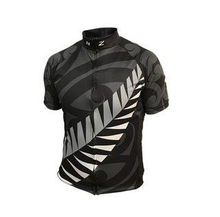 Brave Jersey New Zealand Team Black L