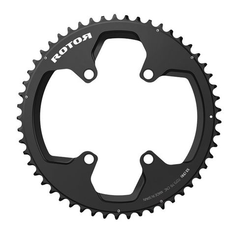 Rotor Chainrings Round 110X4