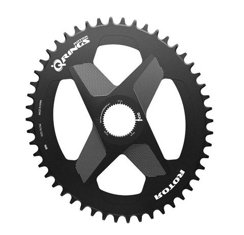 Rotor Chainrings Q Rings Direct Mount Oval 1X