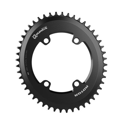 Rotor Chainrings Q Rings 110x4 Oval 1X