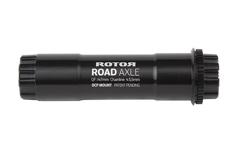 Rotor Direct Mount Axle Road