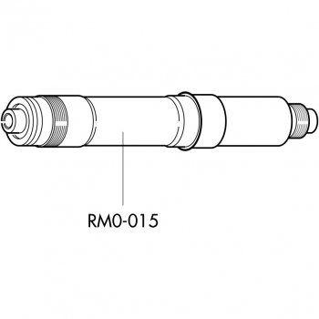 Fulcrum Part Axle RM0-015 Q/R