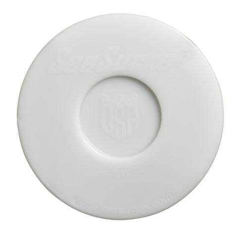 Seasucker Protective Cover for Vacuum pads White