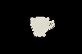 180ML CAPPUCCINO TULIP CUP ITALIAN SET OF 6 WHITE