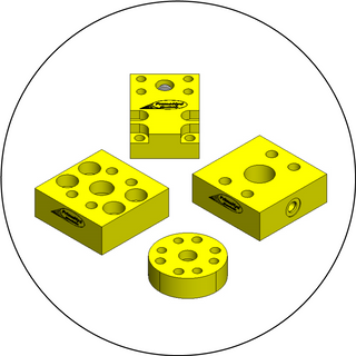 ADAPTOR BLOCKS