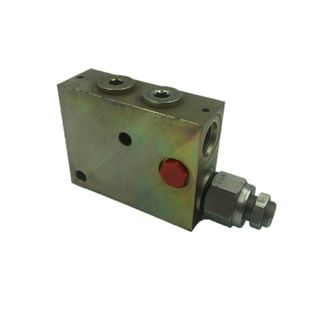 SINGLE OVER CENTRE VALVE 140 L/M