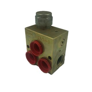 """FLOW CONTROL VALVE 3/4"""" BY-PASS"""