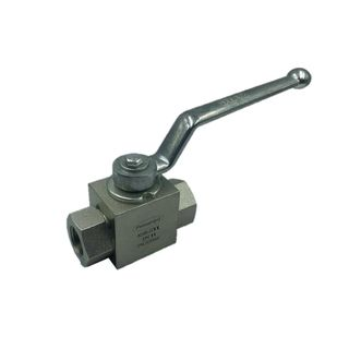 """1/4"""" KHB Series 2way ball valve (P1)"""