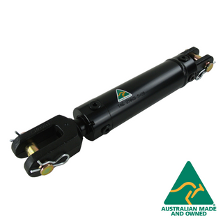 """AG CYLINDER 2.5"""" BORE, 16"""" STROKE, DUAL PORTS"""