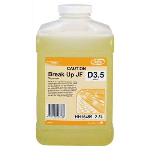 BREAK UP JF