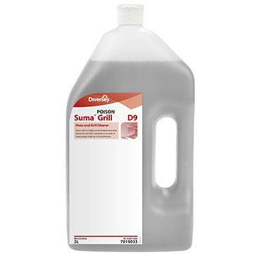 D9 GRILL CLEANER 2L