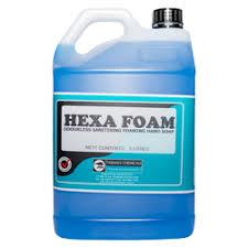 HEXA FOAM 5LT