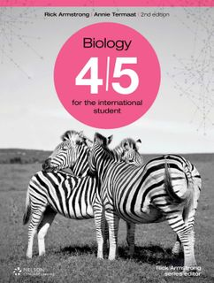Biology 4/5 for MYP International Student 2Ed